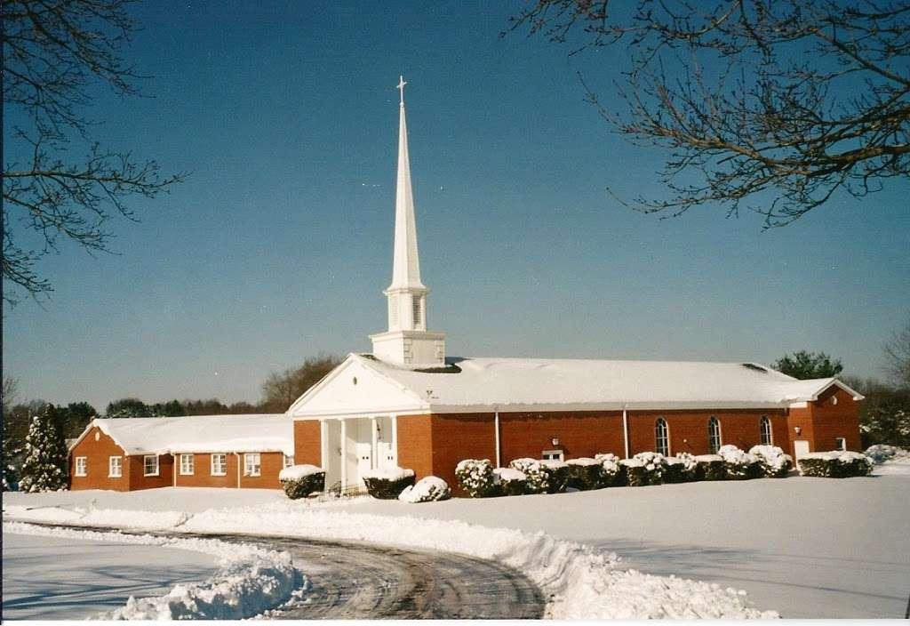 Grace Community Church of the Nazarene - church  | Photo 6 of 9 | Address: 100 Bull Run Rd, Ewing Township, NJ 08638, USA | Phone: (609) 737-3184