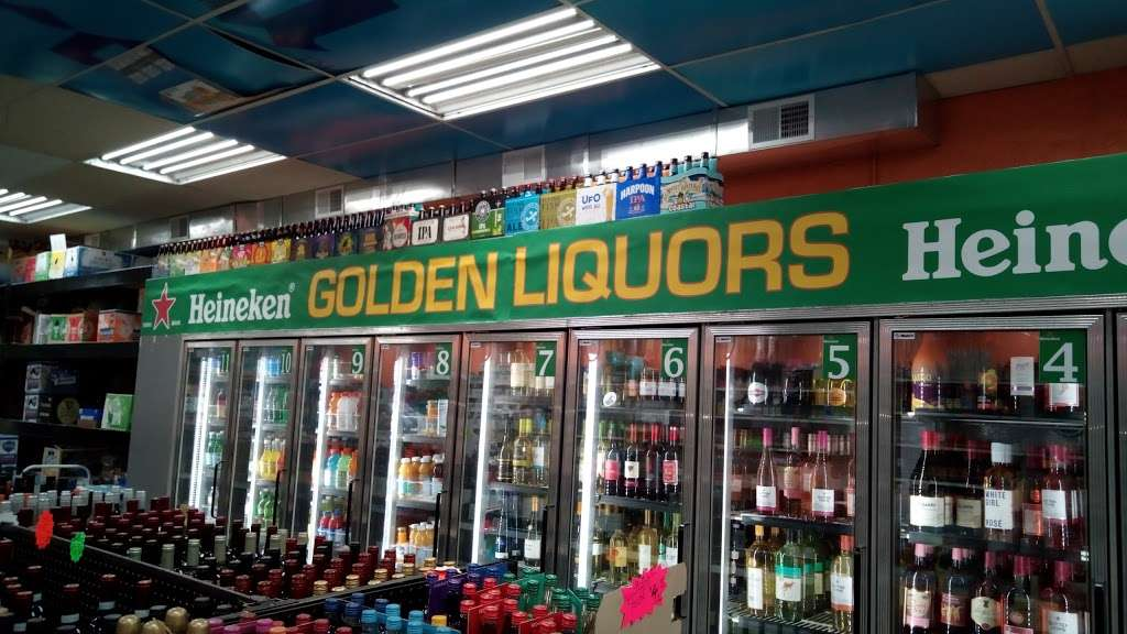 Golden Liquors - store  | Photo 8 of 10 | Address: 7119 Bergenline Ave, North Bergen, NJ 07047, USA | Phone: (201) 869-8630