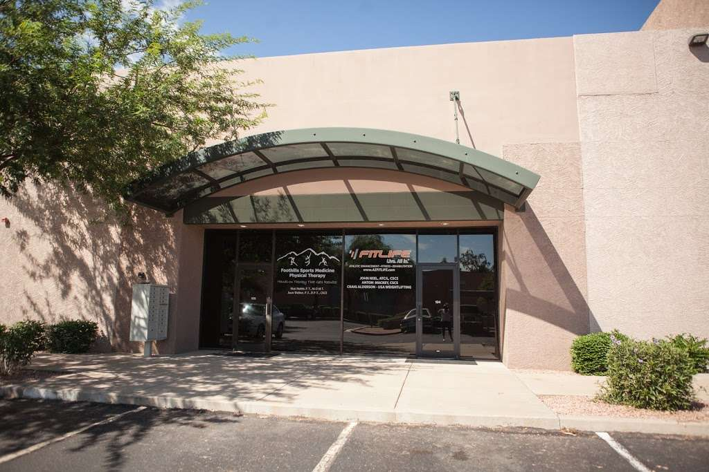Foothills Sports Medicine Physical Therapy - health  | Photo 3 of 4 | Address: 9332 N 95th Way #105, Scottsdale, AZ 85258, USA | Phone: (480) 614-5878