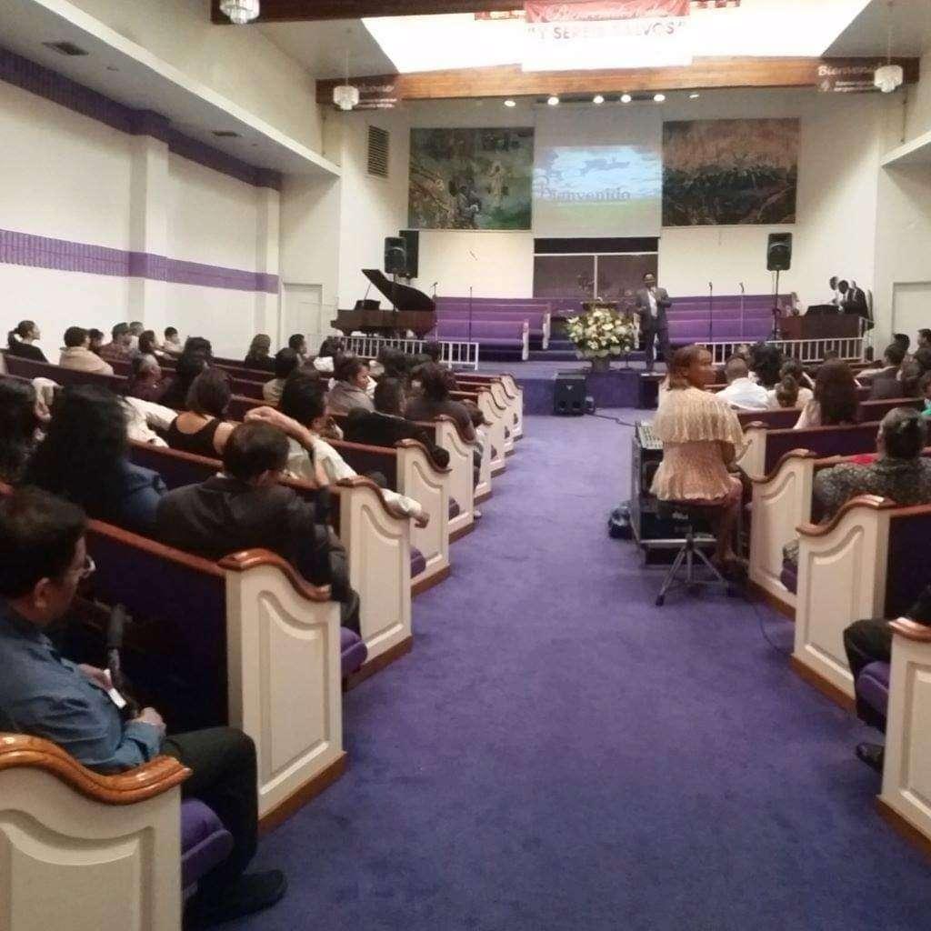 Ebenezer Iglesia Adventista del Septimo Dia - church  | Photo 3 of 10 | Address: 1900 W 48th St, Los Angeles, CA 90062, USA