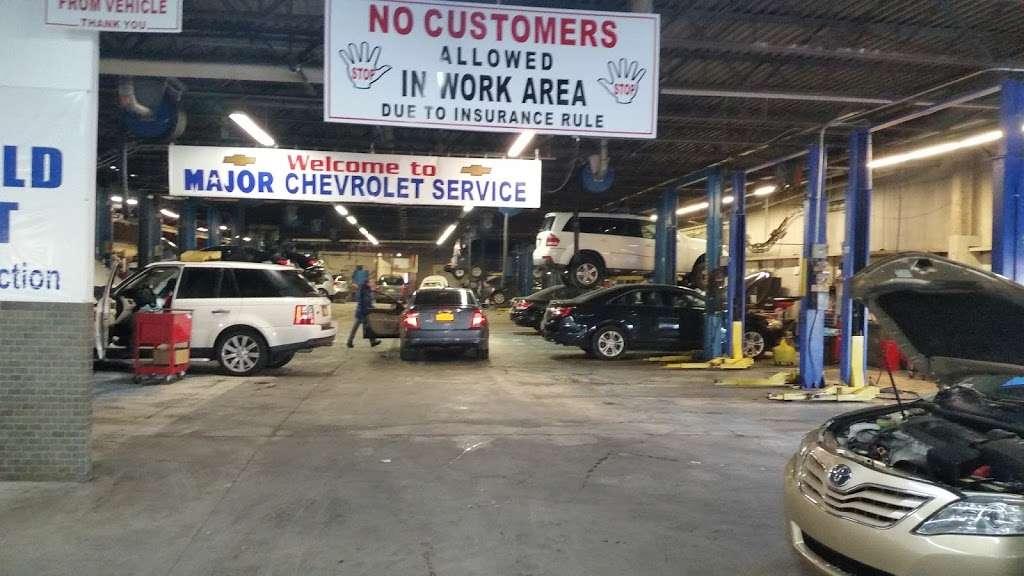 Major World Chevrolet Service - car repair  | Photo 3 of 10 | Address: 39-10 43rd St, Long Island City, NY 11101, USA | Phone: (718) 392-8605