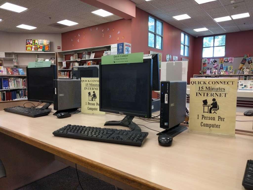 Junipero Serra Branch Library - library  | Photo 8 of 8 | Address: 4607 S Main St, Los Angeles, CA 90037, USA | Phone: (323) 234-1685