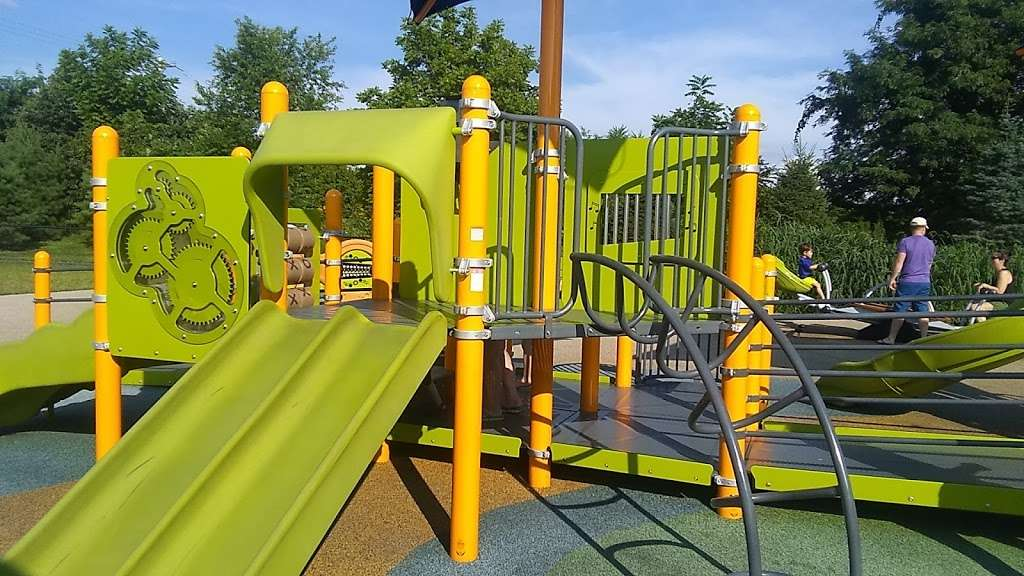 Montgomery Township Spray Park - park    Photo 2 of 10   Address: 1030 Horsham Rd, Montgomeryville, PA 18936, USA   Phone: (267) 649-7200