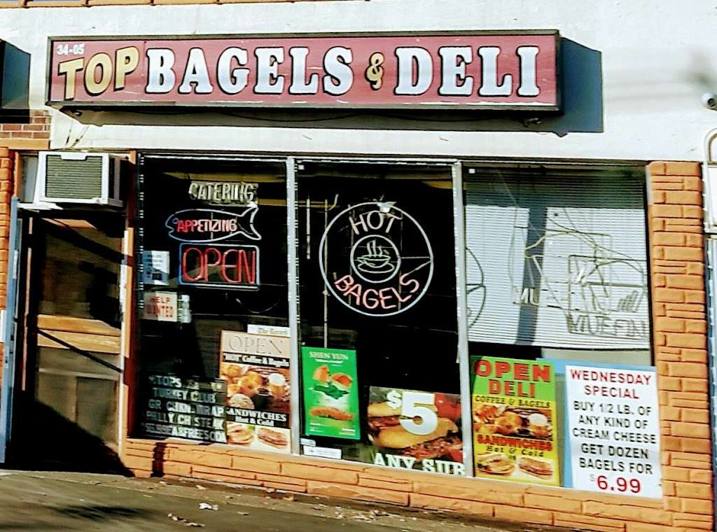 Top Bagel & Deli - bakery  | Photo 1 of 1 | Address: 34-05 Broadway, Fair Lawn, NJ 07410, USA | Phone: (201) 773-4087