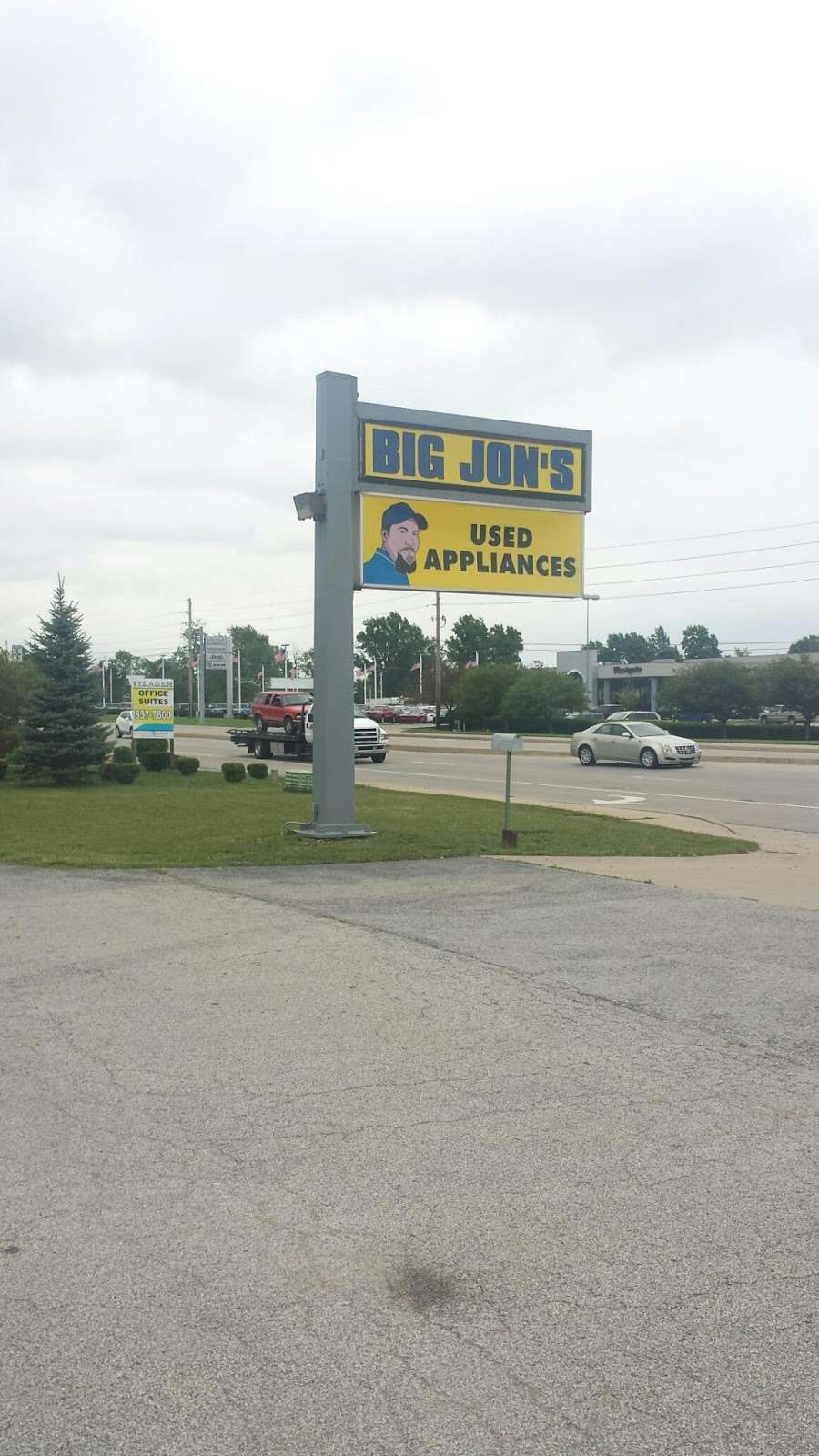 Big Jons Used Appliances - home goods store    Photo 8 of 9   Address: 2678 E Main St, Plainfield, IN 46168, USA   Phone: (317) 268-6880