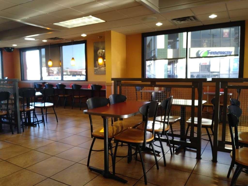 Jack in the Box - restaurant    Photo 1 of 10   Address: 2720 W Northwest Hwy, Dallas, TX 75220, USA   Phone: (214) 352-9049