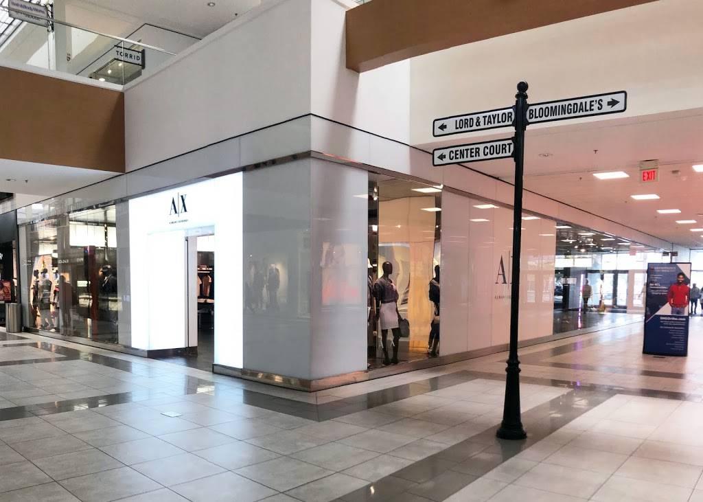 A|X Armani Exchange - clothing store  | Photo 7 of 7 | Address: 1400 Willowbrook Mall Space 1840, Wayne, NJ 07470, USA | Phone: (973) 237-0244