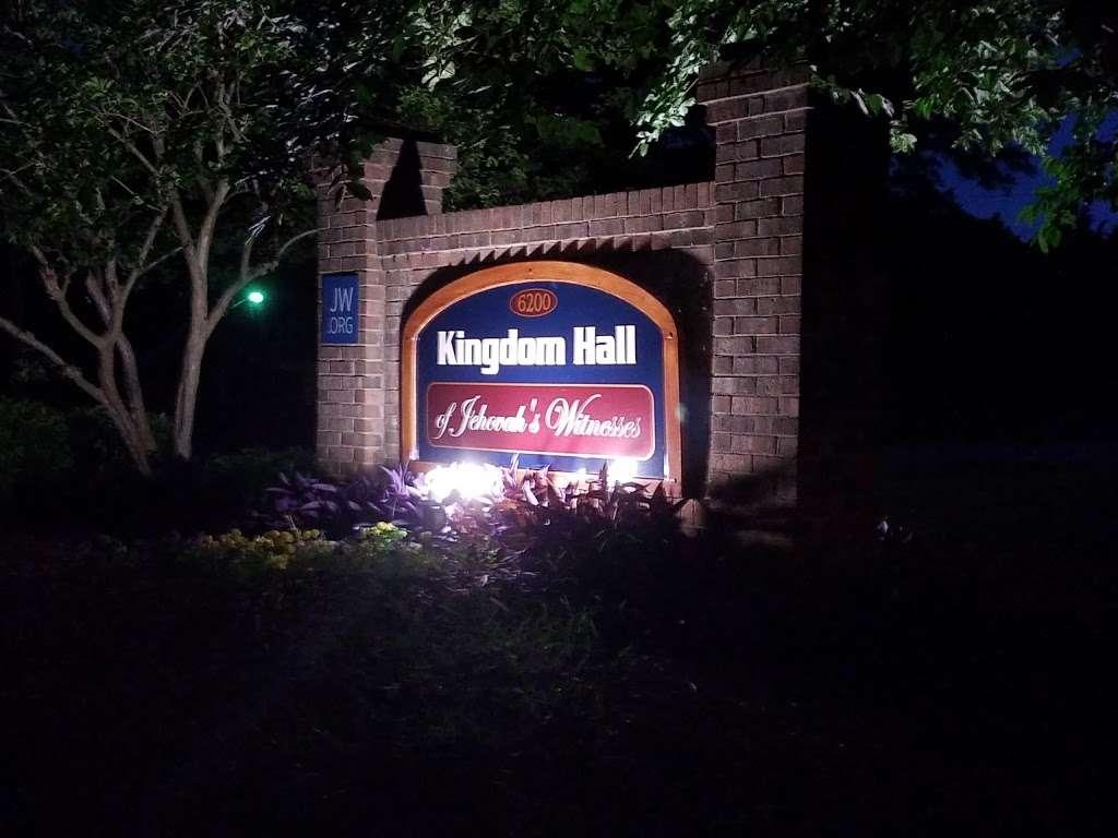 Kingdom Hall of Jehovahs Witnesses - church    Photo 6 of 9   Address: 6200 Wilgrove Mint Hill Rd, Mint Hill, NC 28227, USA   Phone: (704) 573-2909