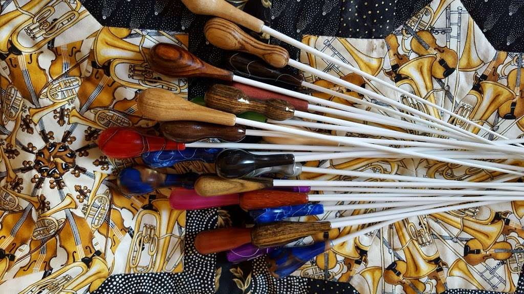 Music Works Custom Batons - electronics store    Photo 9 of 10   Address: P.O.Box 303, 311 Eureka St, Central City, CO 80427, USA   Phone: (303) 322-4560