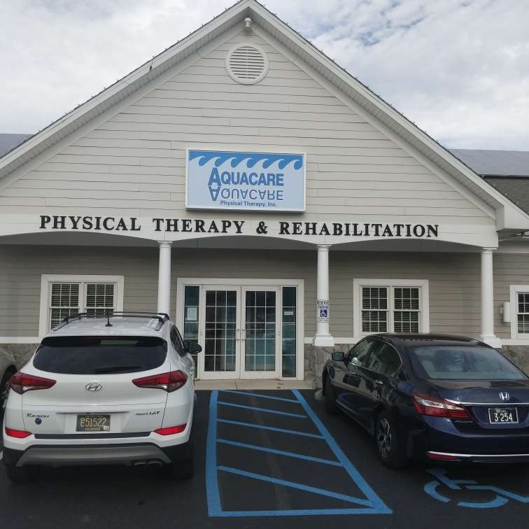 Aquacare Physical Therapy | Lewes, DE - physiotherapist  | Photo 4 of 10 | Address: 20684 John J Williams Hwy #2, Lewes, DE 19958, USA | Phone: (302) 945-0200