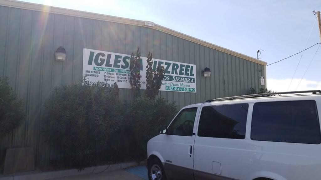 Iglesia Jezreel - church  | Photo 5 of 8 | Address: 11360 Turner Rd, El Paso, TX 79936, USA | Phone: (915) 867-8092