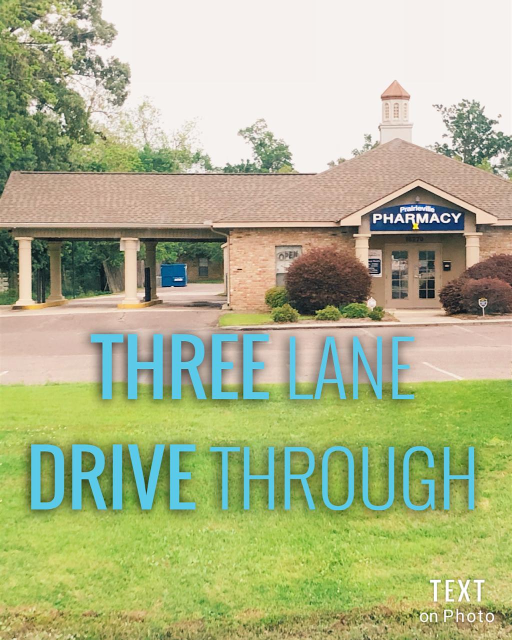 Prairieville Pharmacy - pharmacy  | Photo 7 of 9 | Address: 16270 Airline Hwy ste a-100, Prairieville, LA 70769, USA | Phone: (225) 677-7979