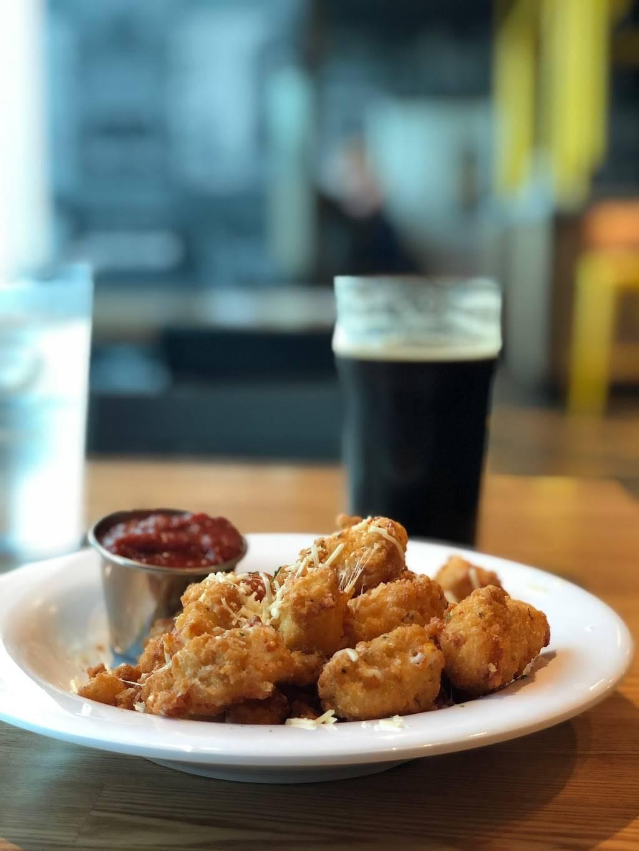 Hopworks Urban Brewery - restaurant  | Photo 1 of 8 | Address: PDX AIRPORT 7000 NE Airport Way, Concourse E, Portland, OR 97218, USA | Phone: (571) 982-0358