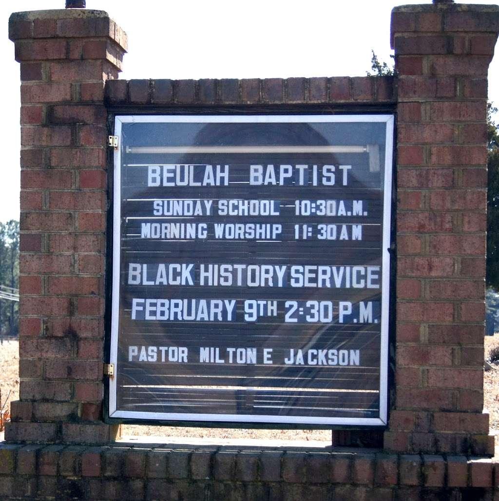 Beulah Church - church  | Photo 9 of 10 | Address: 4448 Mary Ball Rd, Lancaster, VA 22503, USA