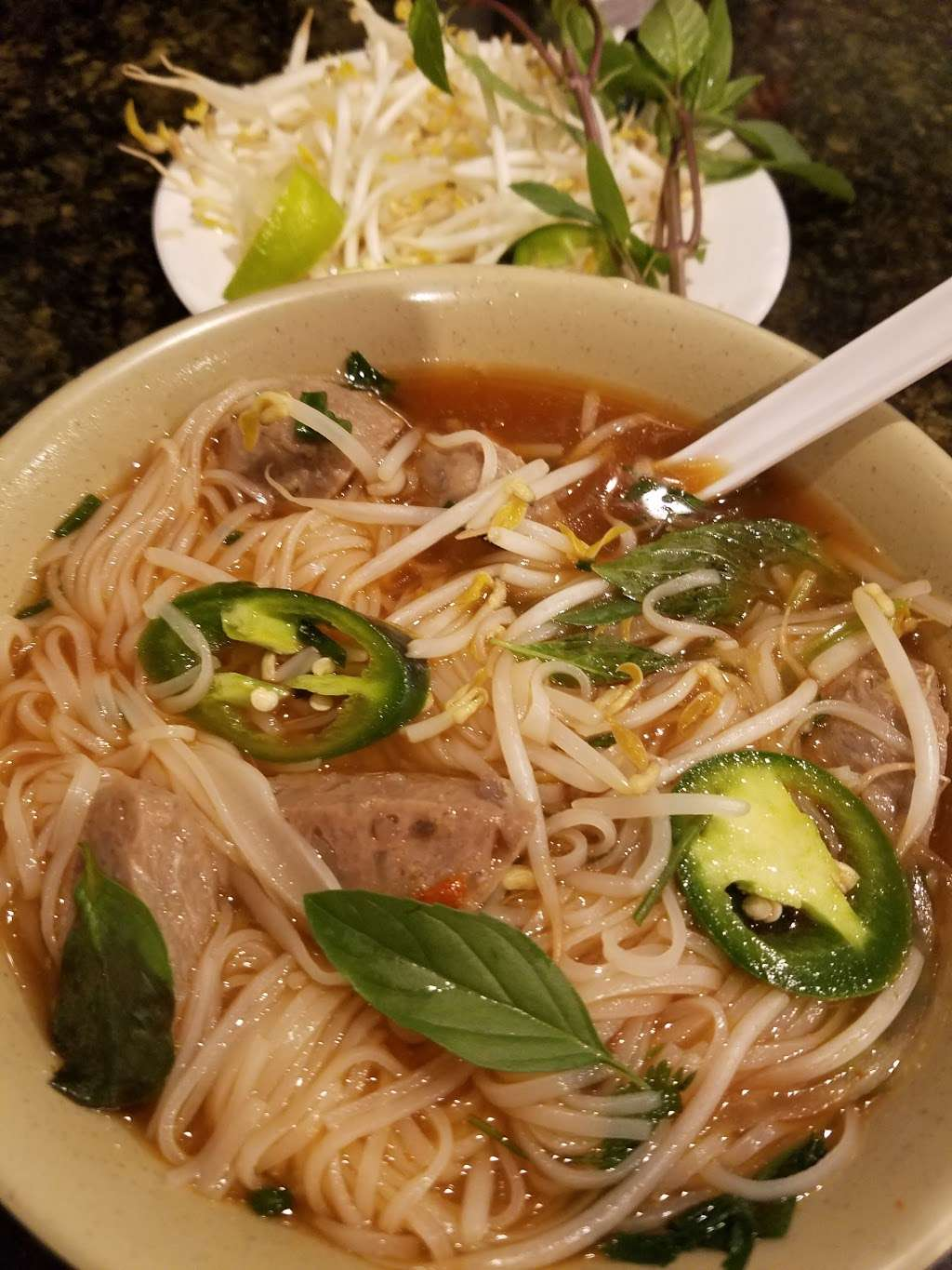 New Pho 999 - restaurant  | Photo 9 of 10 | Address: 12905 Sherman Way, North Hollywood, CA 91605, USA | Phone: (818) 982-9370