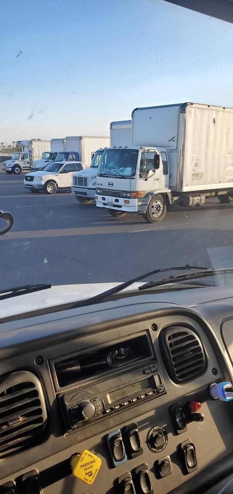 GES Marshaling Yard - moving company  | Photo 4 of 8 | Address: 2982 W Post Rd, Las Vegas, NV 89119, USA | Phone: (702) 263-0234