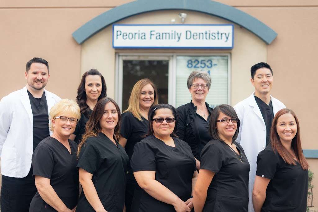 Peoria Family Dentistry - dentist  | Photo 7 of 8 | Address: 8253 W Thunderbird Rd #101, Peoria, AZ 85381, USA | Phone: (623) 759-7656