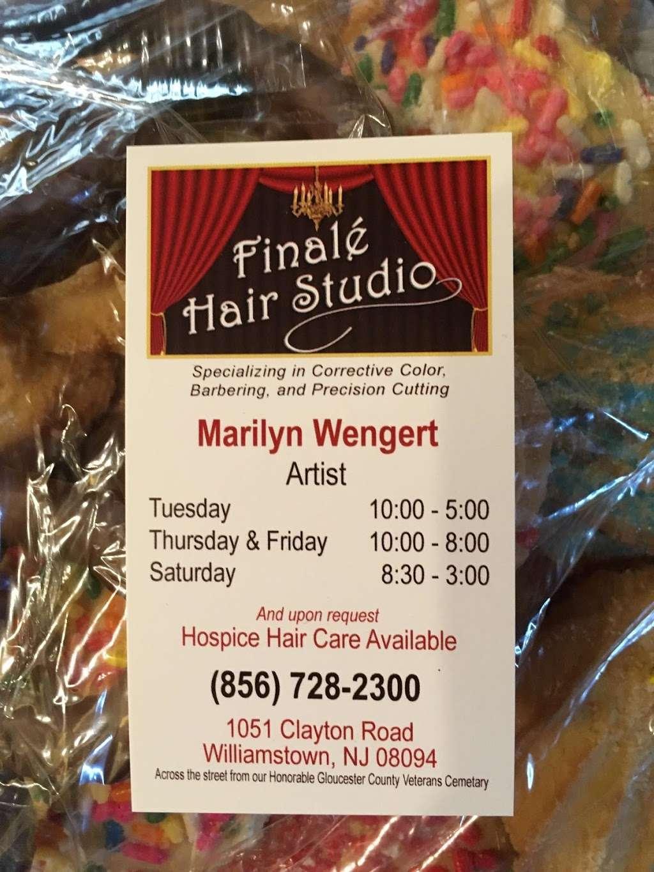Finale Hair Studio - hair care  | Photo 4 of 7 | Address: 1051 Clayton Rd, Williamstown, NJ 08094, USA | Phone: (856) 728-2300