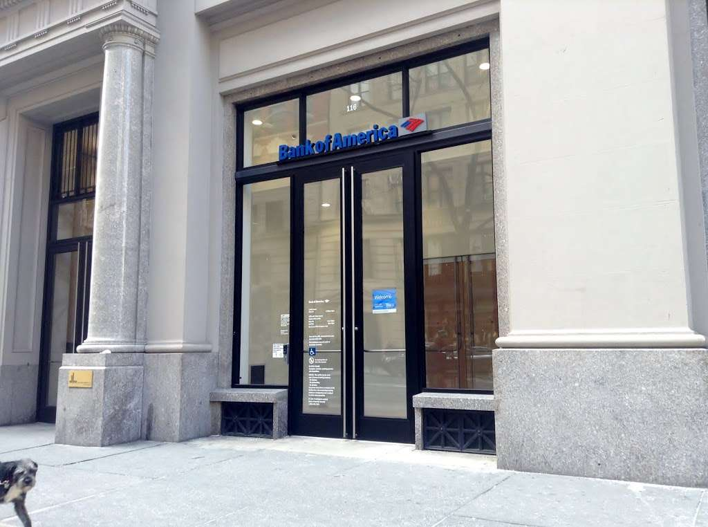 Bank of America Financial Center - bank  | Photo 1 of 5 | Address: 116 5th Ave, New York, NY 10011, USA | Phone: (212) 633-7505