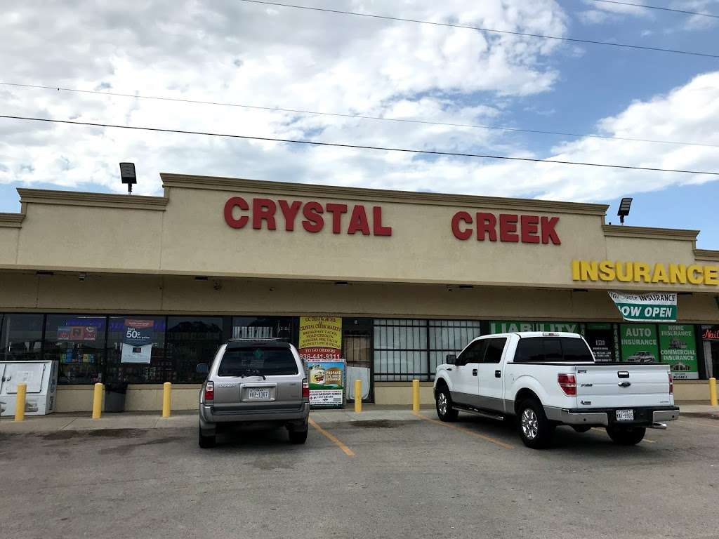 Crystal Creek Shopping Center - convenience store  | Photo 4 of 10 | Address: 11925 Hwy 105 E, Cut and Shoot, TX 77306, USA | Phone: (936) 441-9311