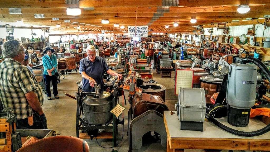 Lee Maxwell Washing Machine Museum - museum  | Photo 6 of 10 | Address: 35901 WCR 31, Eaton, CO 80615, USA | Phone: (970) 454-1856