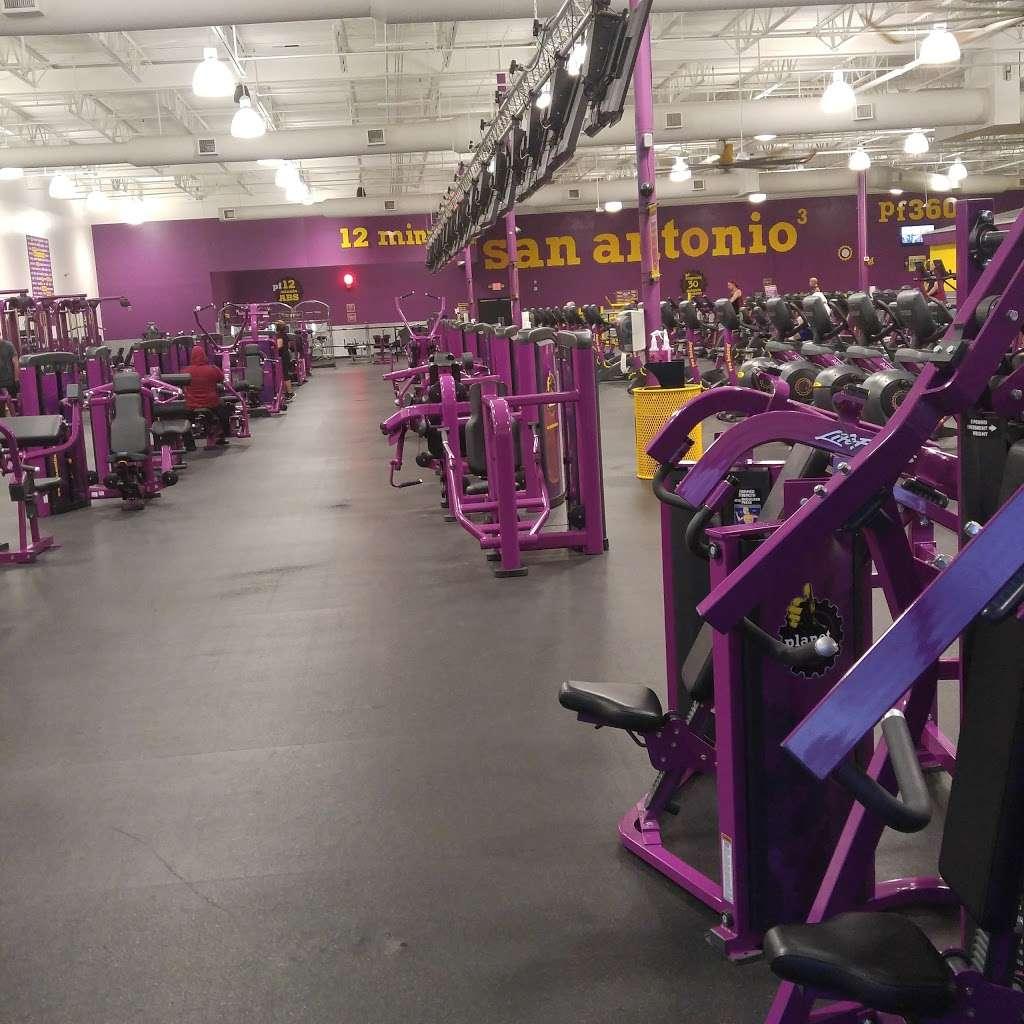 Planet Fitness 6700 Huebner Rd San Antonio Tx 78238 Usa