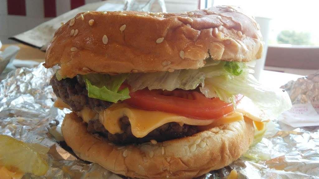 Five Guys - meal takeaway  | Photo 1 of 10 | Address: 361 Charles Way, Stroudsburg, PA 18360, USA | Phone: (570) 421-9804