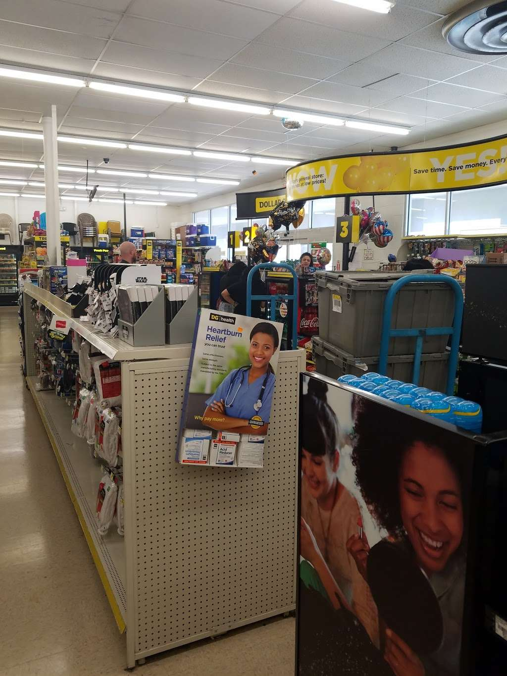Dollar General - home goods store  | Photo 9 of 9 | Address: 1805 Columbia Ave, Lancaster, PA 17603, USA | Phone: (717) 740-2655