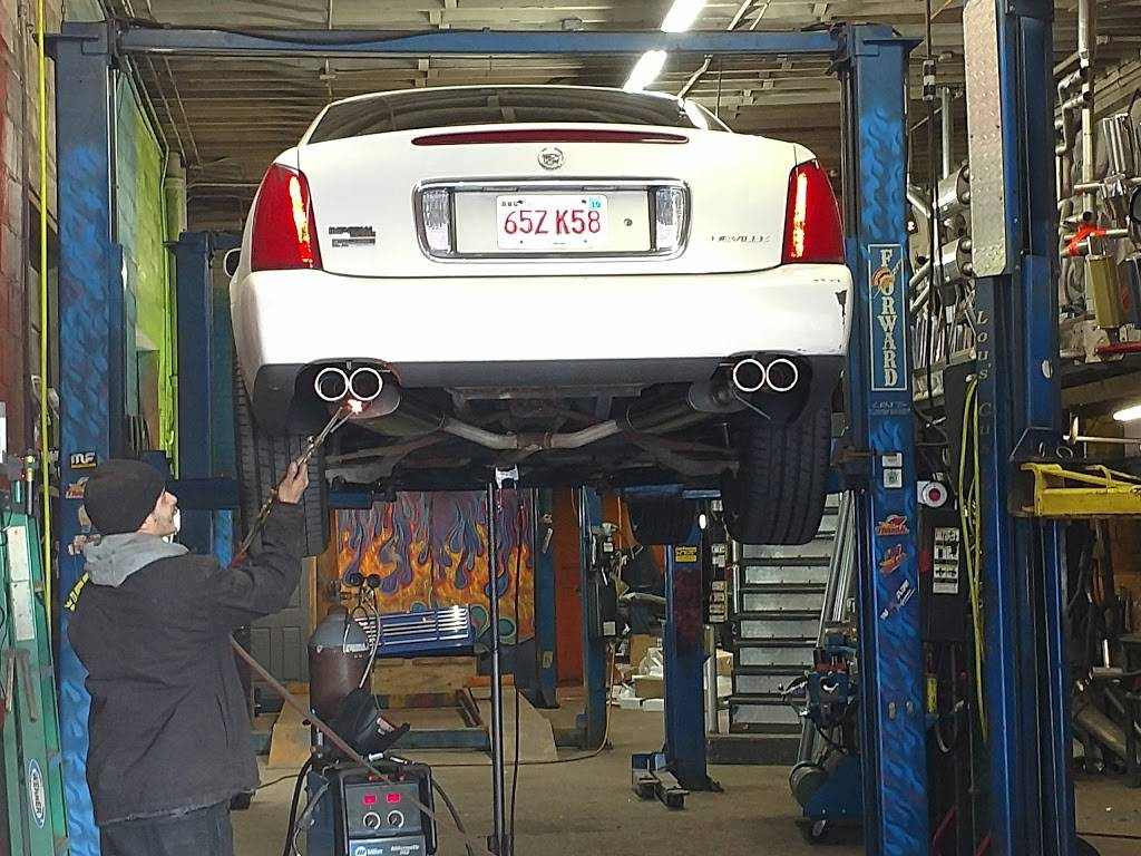 Lous Custom Exhaust - car repair  | Photo 9 of 10 | Address: 32 Allerton St, Boston, MA 02119, USA | Phone: (617) 989-1991