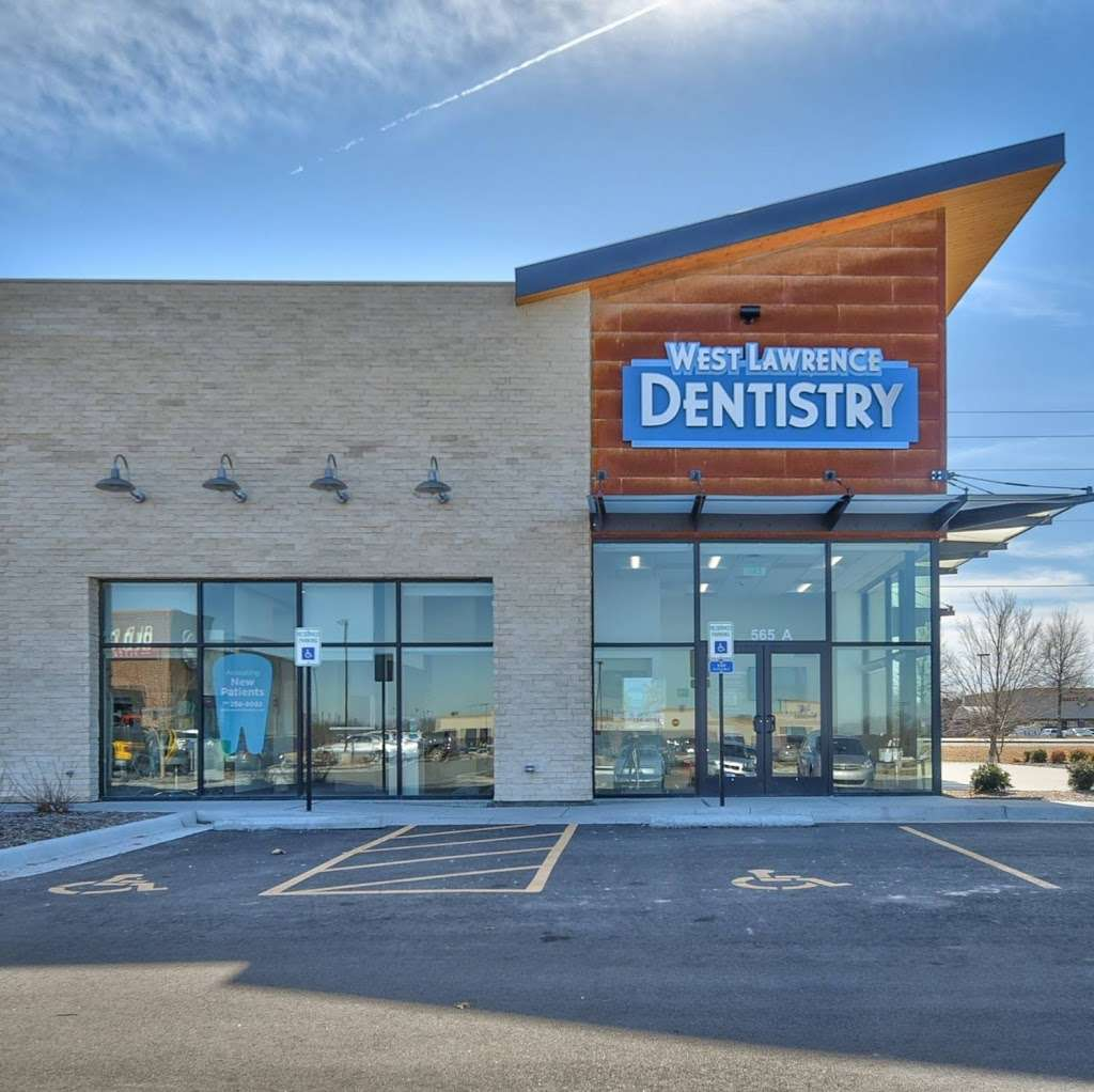 West Lawrence Dentistry - dentist  | Photo 1 of 10 | Address: 565 Wakarusa Dr Ste A, Lawrence, KS 66049, USA | Phone: (785) 256-9092