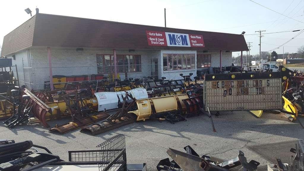 M&M Inc. - car dealer    Photo 1 of 10   Address: 2875 E Prospect Rd, York, PA 17402, USA   Phone: (717) 755-3841