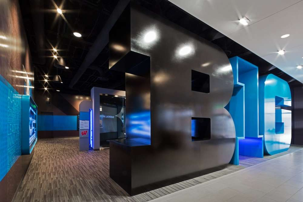 Big Ten Conference - museum  | Photo 1 of 10 | Address: 5440 Park Pl, Rosemont, IL 60018, USA | Phone: (847) 696-1010