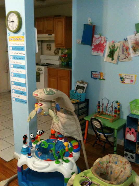 The Learning Station Day Care Montessori Program - school  | Photo 10 of 10 | Address: 1st Fl, 3132 47th St, Astoria, NY 11103, USA | Phone: (347) 523-0906