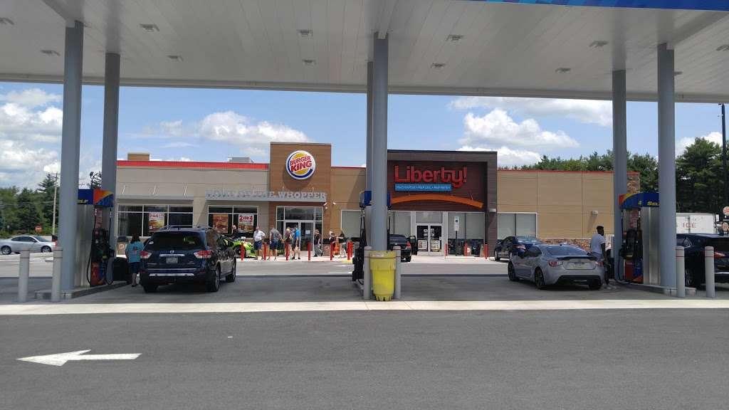 Liberty Travel Plaza- Blakeslee - gas station  | Photo 7 of 10 | Address: 100 Commercial Blvd, Blakeslee, PA 18610, USA | Phone: (570) 643-1000