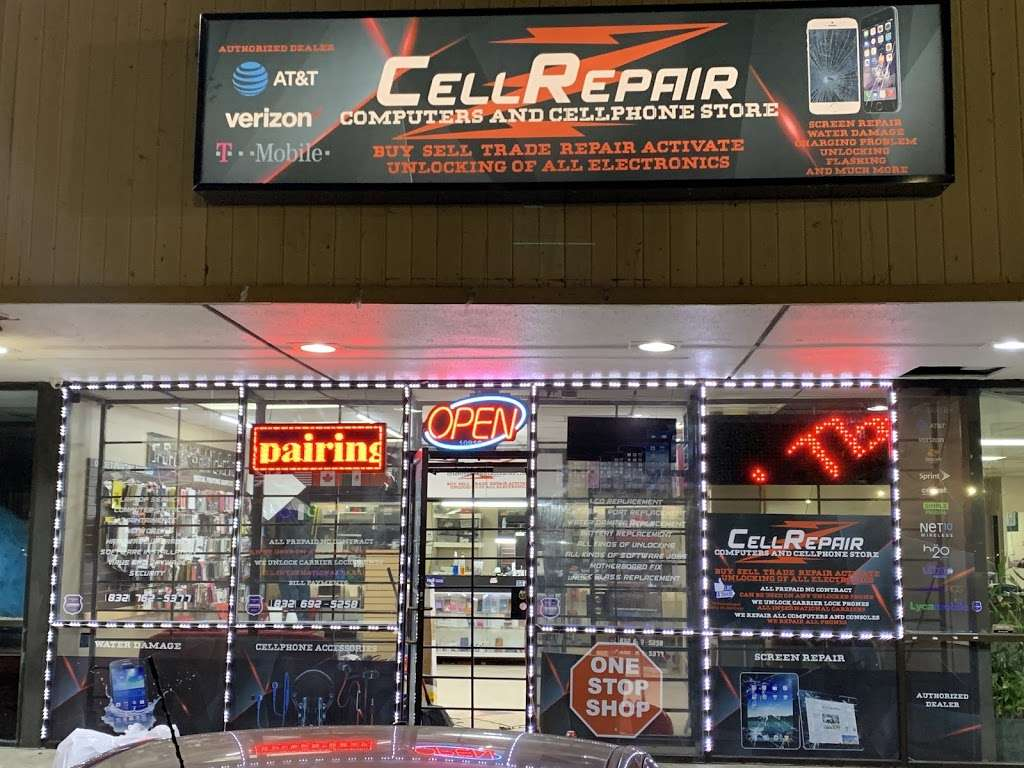 Cell Repair - electronics store  | Photo 2 of 10 | Address: 10916 W Bellfort Blvd, Houston, TX 77099, USA | Phone: (832) 692-5258