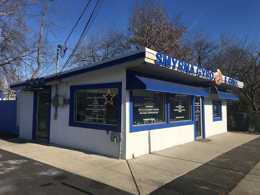 SMYRNA GYRO & GRILL - restaurant  | Photo 4 of 10 | Address: 133 Main Ave, Wallington, NJ 07057, USA
