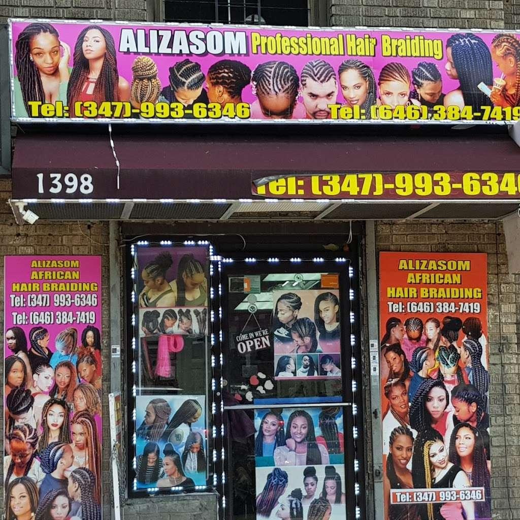 AlizaSom Hair Braiding Professional - hair care  | Photo 2 of 2 | Address: East 170th Street, 1398 Grand Concourse, Bronx, NY 10456, USA | Phone: (347) 993-6346