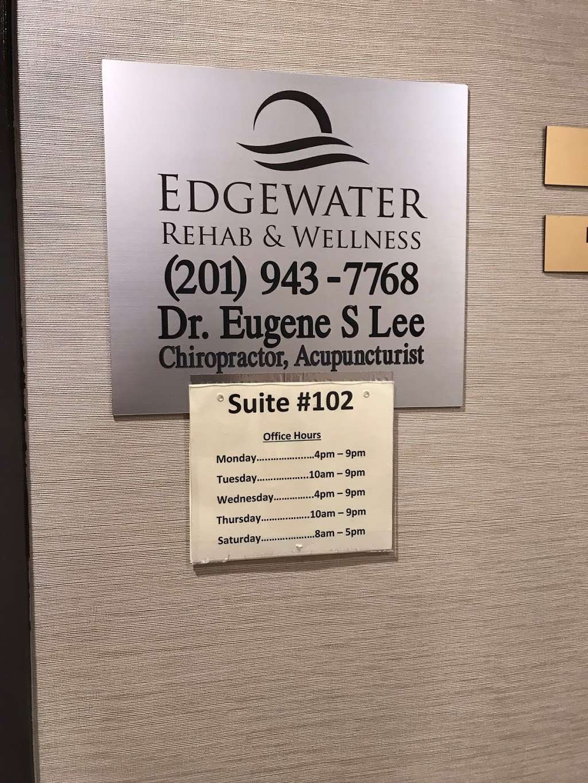 Eugene S. Lee, DC - doctor  | Photo 3 of 3 | Address: 725 River Rd #102, Edgewater, NJ 07020, USA | Phone: (201) 943-7768