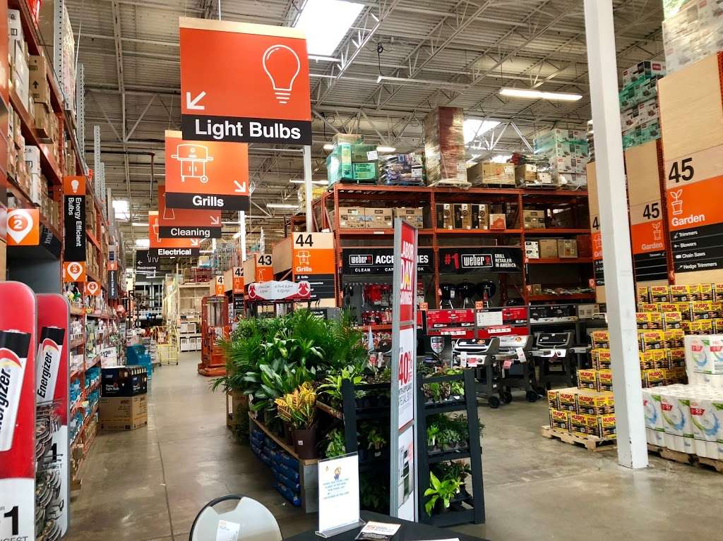 The Home Depot - furniture store  | Photo 1 of 10 | Address: 20360 US-59, Humble, TX 77338, USA | Phone: (281) 540-2400