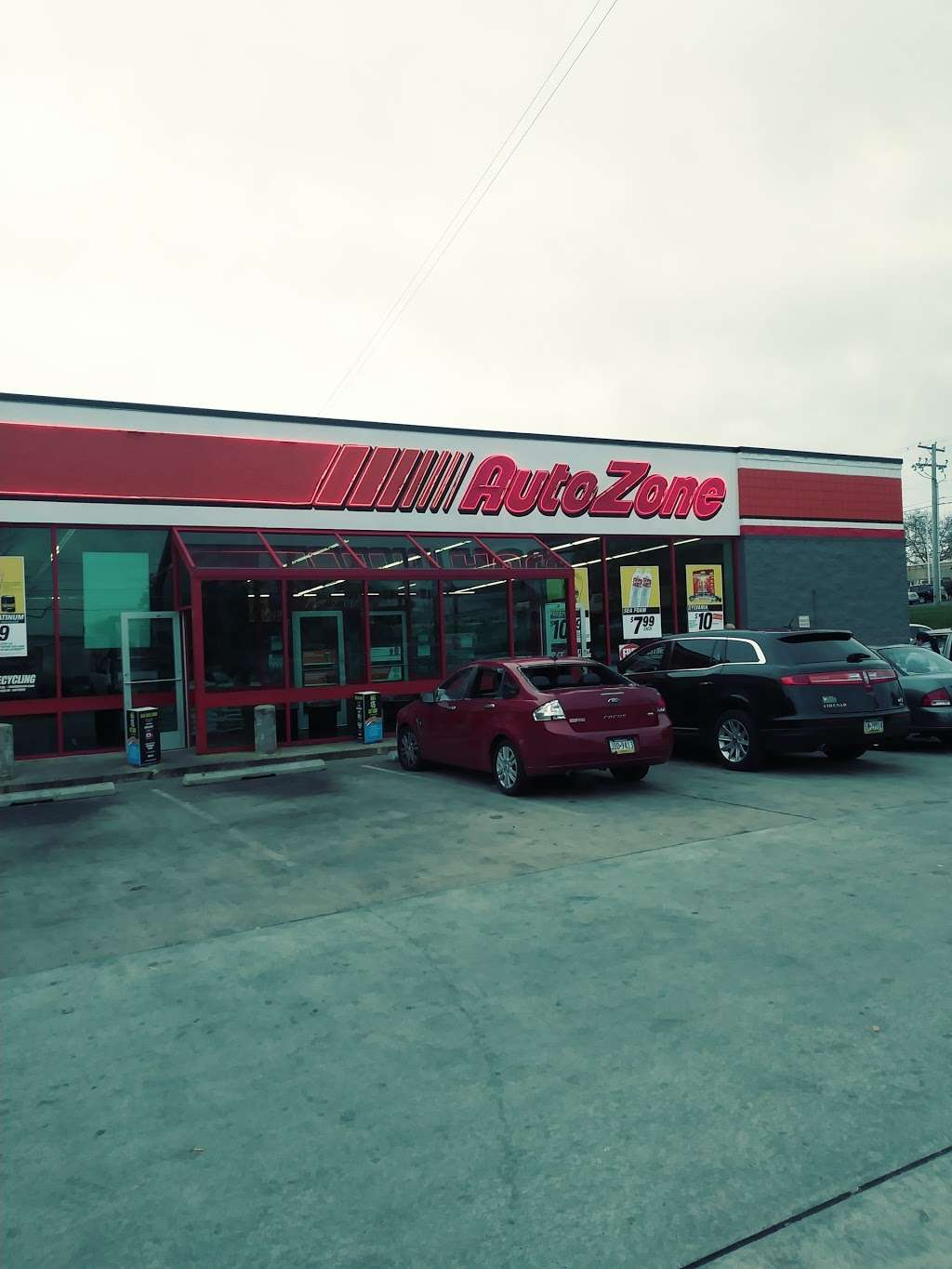 AutoZone Auto Parts - car repair  | Photo 5 of 10 | Address: 1015 Airport Rd, Allentown, PA 18109, USA | Phone: (610) 776-6174