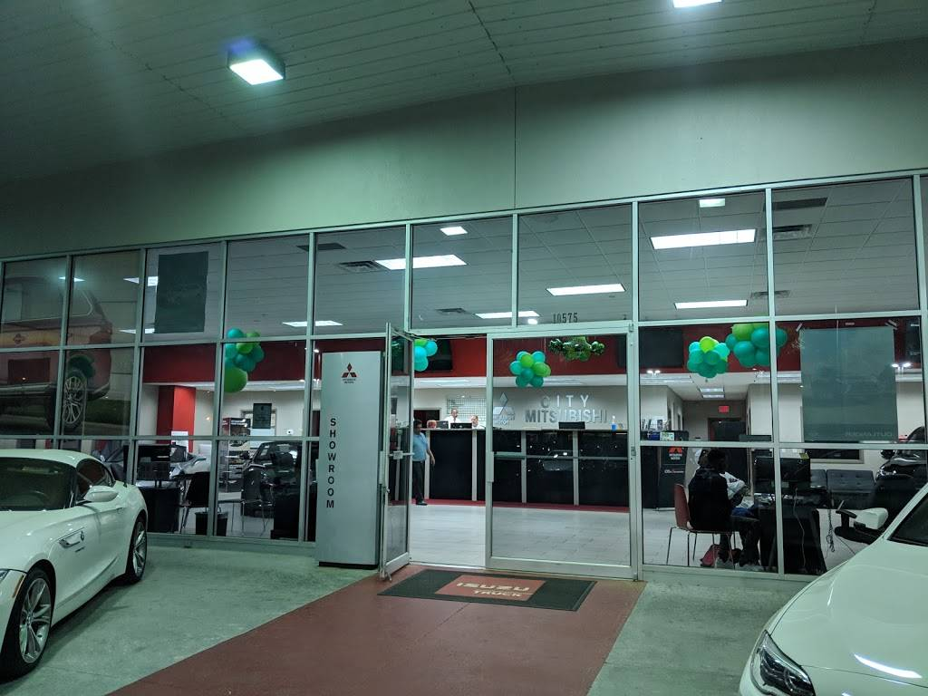 City Automotive City Mitsubishi & Isuzu - car dealer  | Photo 10 of 10 | Address: 10575 Atlantic Blvd, Jacksonville, FL 32225, USA | Phone: (904) 565-2489