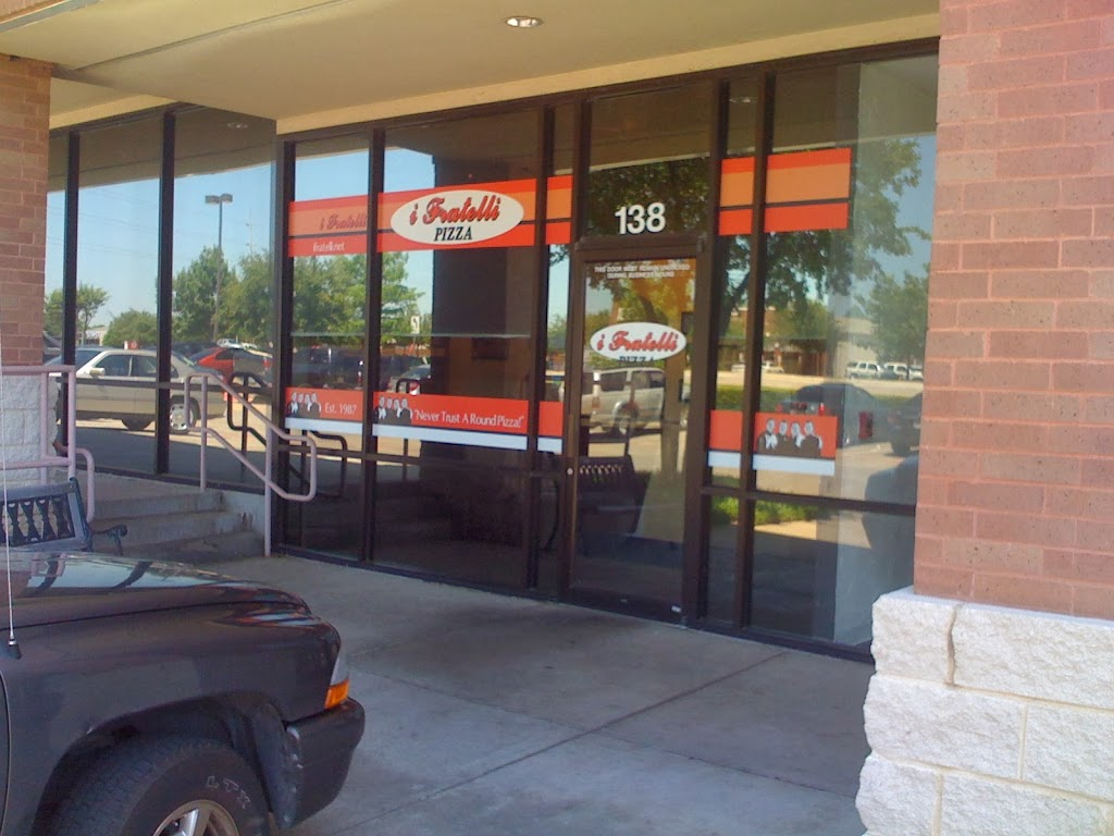 i Fratelli Pizza Flower Mound - meal delivery    Photo 1 of 6   Address: 1900 Long Prairie Rd #138, Flower Mound, TX 75022, USA   Phone: (972) 539-6363