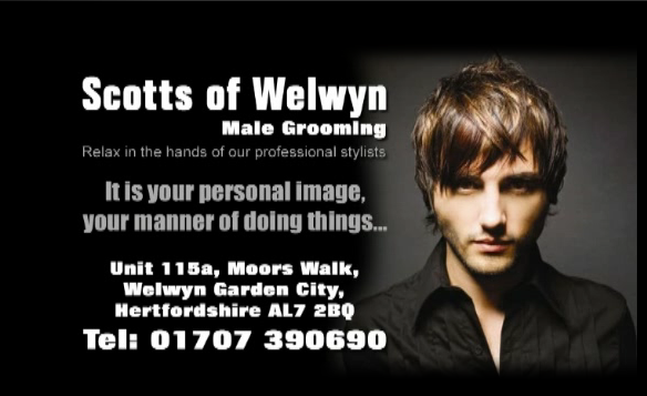 Scotts Of Welwyn - hair care  | Photo 4 of 4 | Address: 115A Moors Walk, Welwyn Garden City AL7 2BQ, UK | Phone: 01707 390690