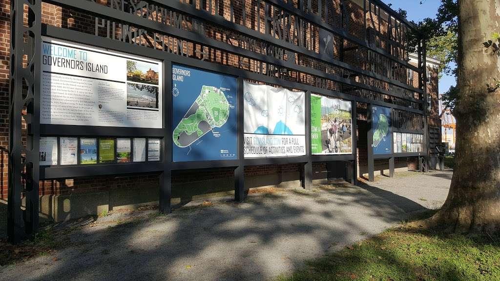Governors Island - transit station  | Photo 9 of 10 | Address: New York, NY, USA
