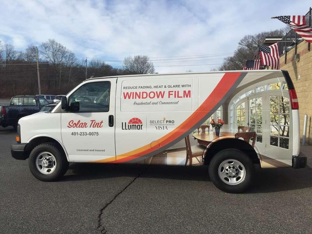 Solar Tint - car repair  | Photo 4 of 7 | Address: 225B George Waterman Rd, Johnston, RI 02919, USA | Phone: (401) 233-0075