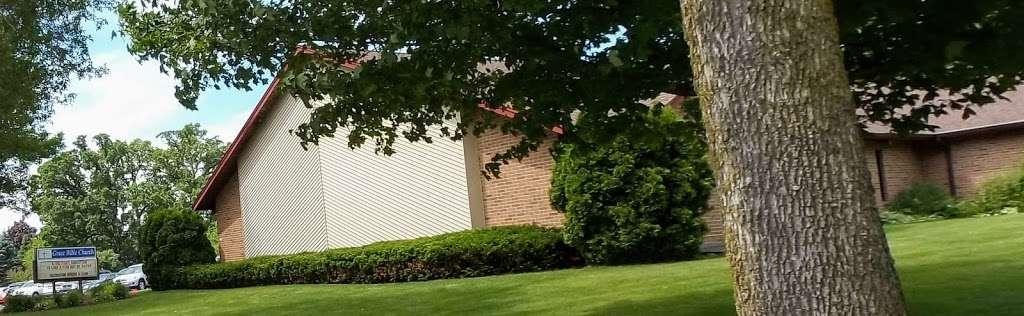 Grace Bible Church - church  | Photo 4 of 7 | Address: 2643 S 117th St, West Allis, WI 53227, USA | Phone: (414) 541-4252