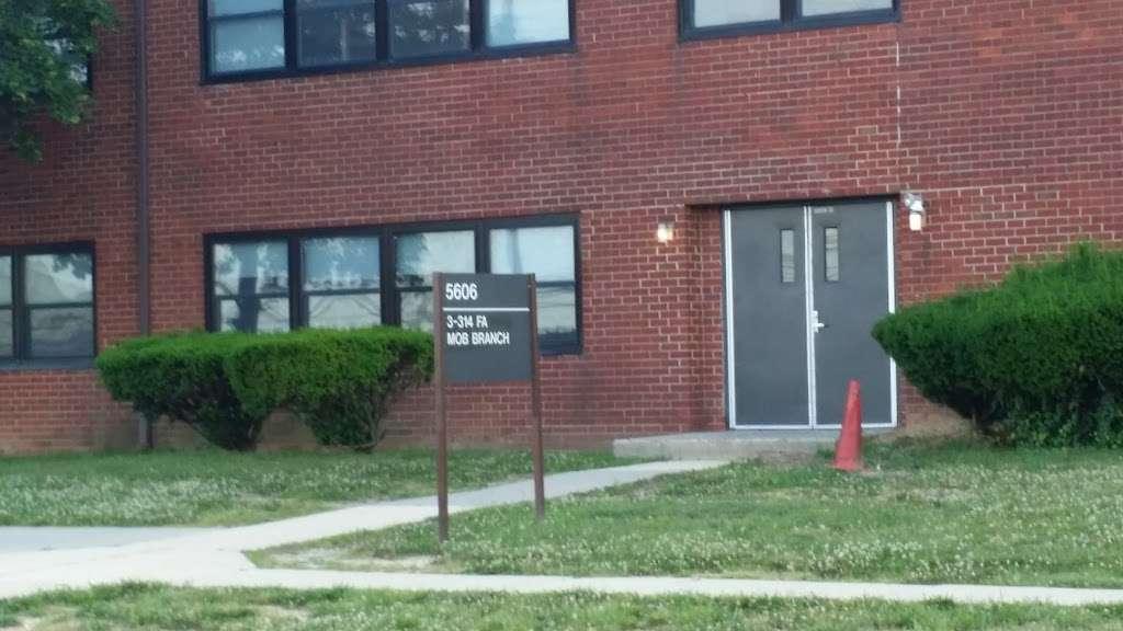 Barracks Building 5606 - lodging    Photo 1 of 2   Address: Fort Dix, NJ 08640, USA