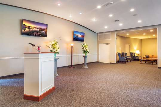 Pat H. Foley & Company - funeral home  | Photo 5 of 10 | Address: 1200 W 34th St, Houston, TX 77018, USA | Phone: (713) 869-6261