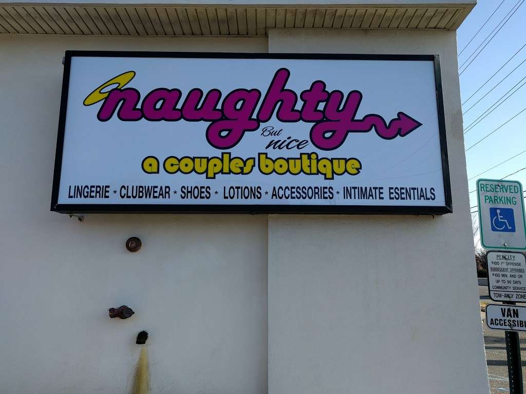 Naughty: A Couple's Boutique - clothing store  | Photo 4 of 6 | Address: 159 NJ-4, Paramus, NJ 07652, USA | Phone: (201) 843-2100