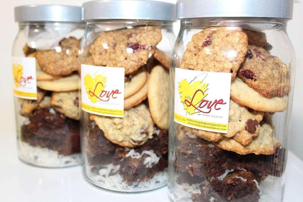 With Love Home Bakery - bakery  | Photo 6 of 6 | Address: 1706 John Fitzgerald Kennedy Blvd, Union City, NJ 07087, USA | Phone: (201) 705-4719